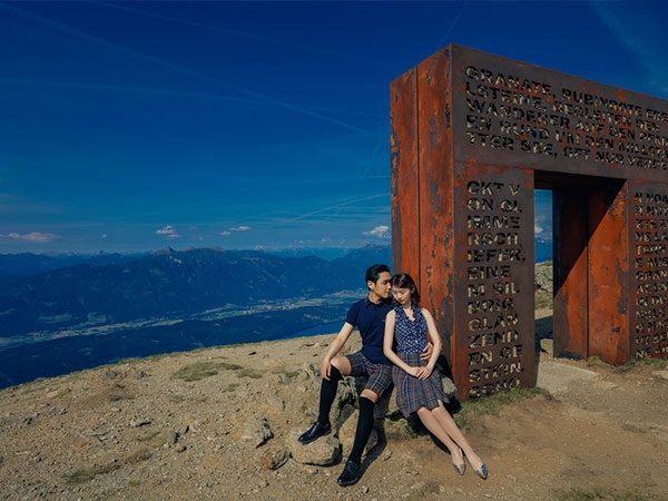 China Fotohochzeitsreise Granator Milltätter Alpe - © © Kärnten Werbung, LIU