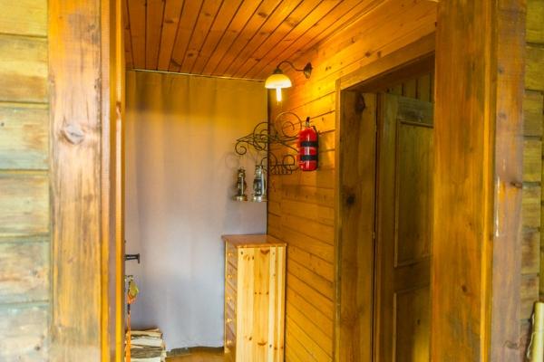 Göriacheralm Hütte - Eingang