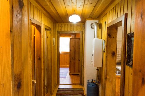 Göriacheralm Hütte - Vorraum