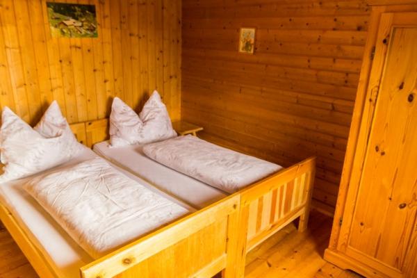 Göriacheralm Hütte - Schlafzimmer