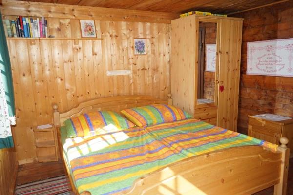 Tröbacheralm Hütte - Schlafzimmer